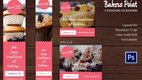 bakerytemplates