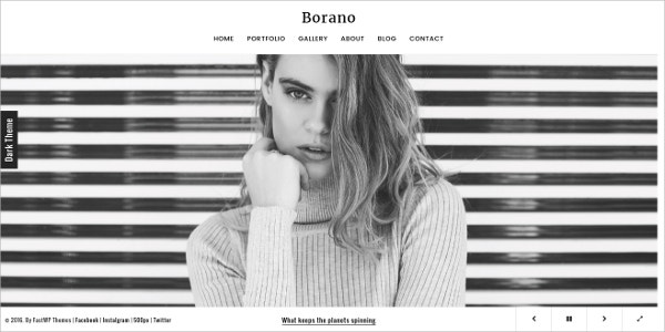 photography portfolio wp html5 theme 49