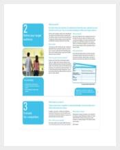 Guide Marketing Campaign Template