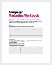 Indiegogo Campaign Marketing Workbook