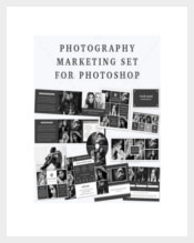Marketing Photography Template
