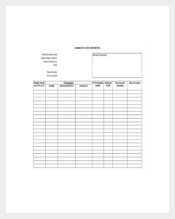 Marketing Status Report Template