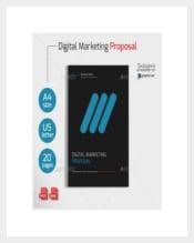 Digital Marketing Proposal Template