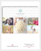 Photography Marketing Postcard Template