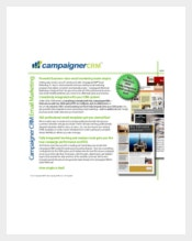 Example Email Marketing Campaign Template