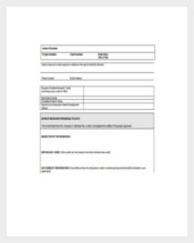 Example Market Research Progress Report Template