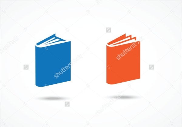 novel book icons