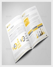 Content Marketing Brochure Sample Template