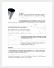 Flipping Marketing Funnel Sample Template