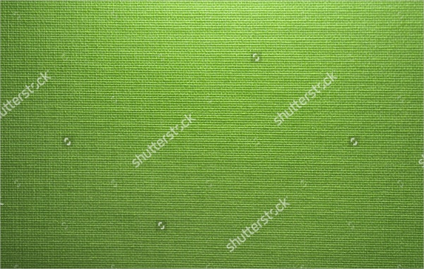 green canvas texture