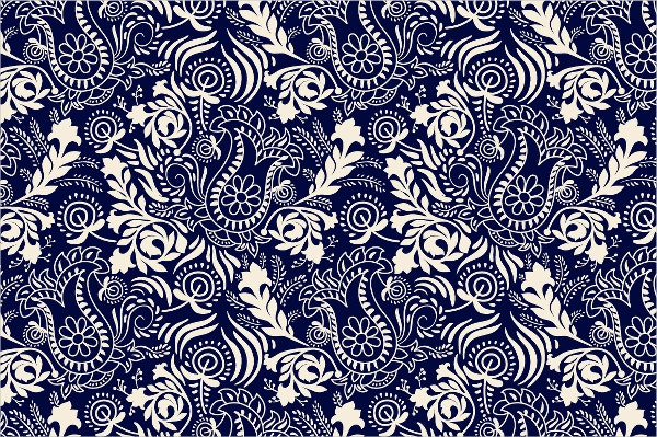 Wrapping Paisley Pattern