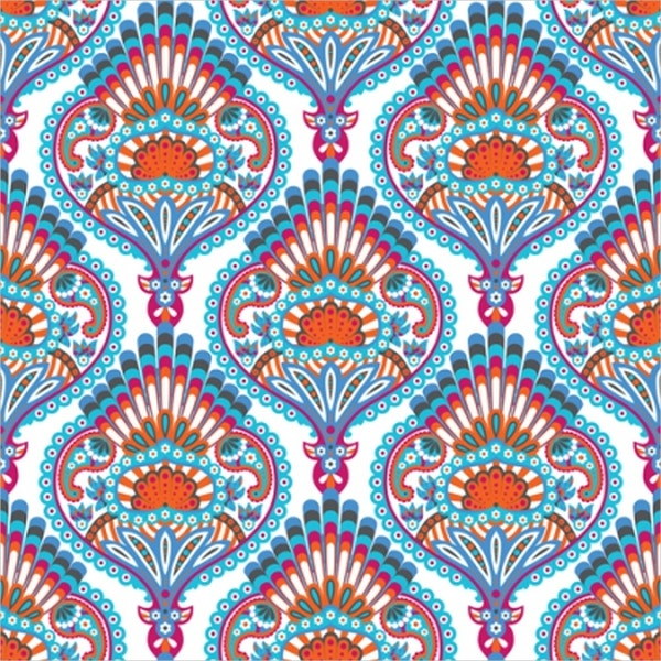 Ornate Paisley Pattern