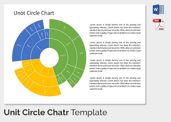 16 unit circle chart templates free sample example format unit circle chart template 5 ccuart Images