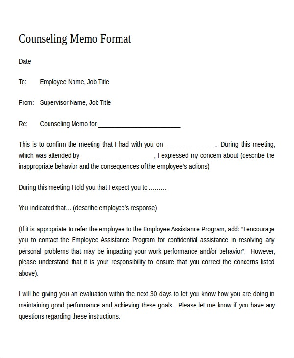 Meeting Memo Template Policy Memo Template Download Free Premium