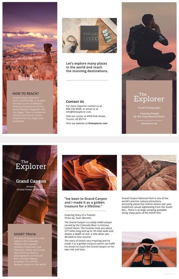 a5-brochure-template