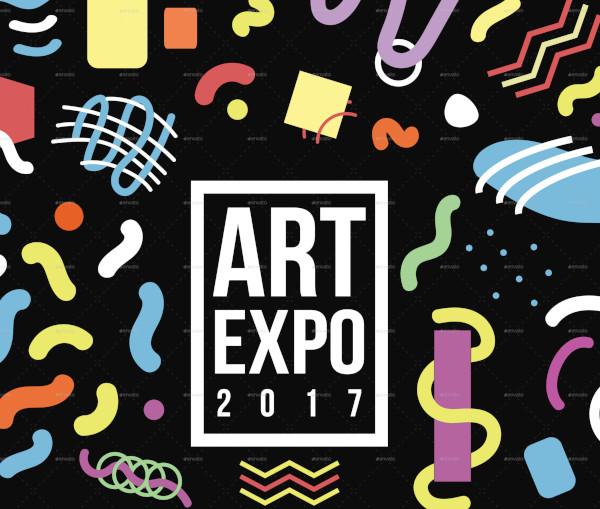 art exhibition flyer1