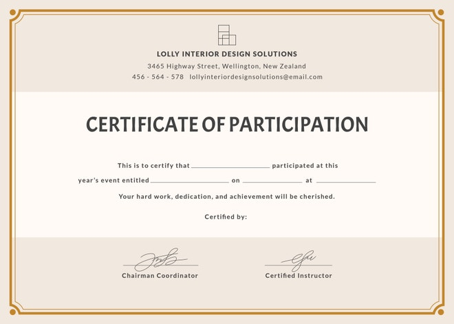 23 sports certificate templates free sample example format blank certificate template yelopaper Images