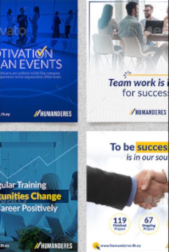 business-instagram-banner-template