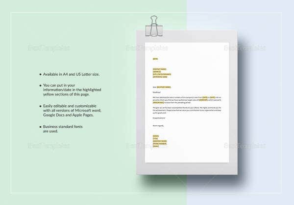 congratulations-letter-on-increased-sales-template