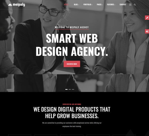 digital services agency drupal theme