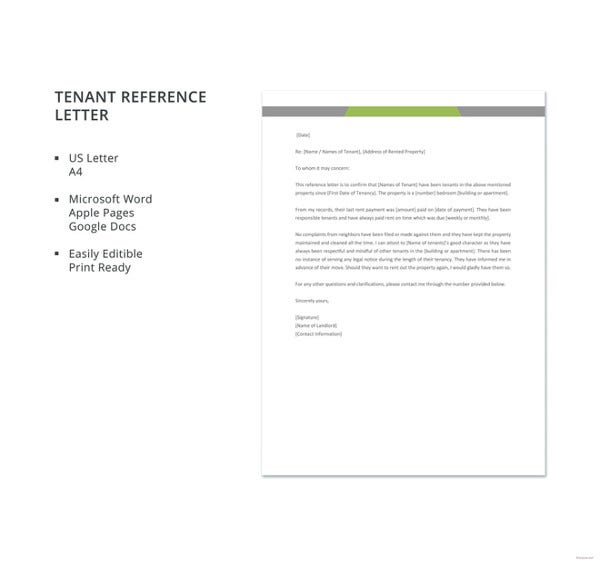 free-tenant-reference-letter-template