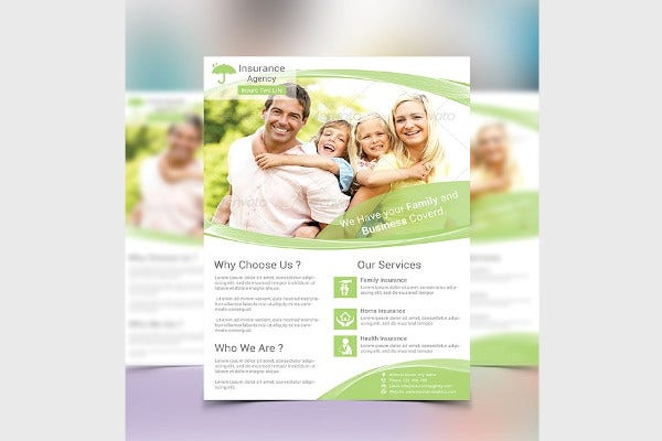life insurance flyer template1