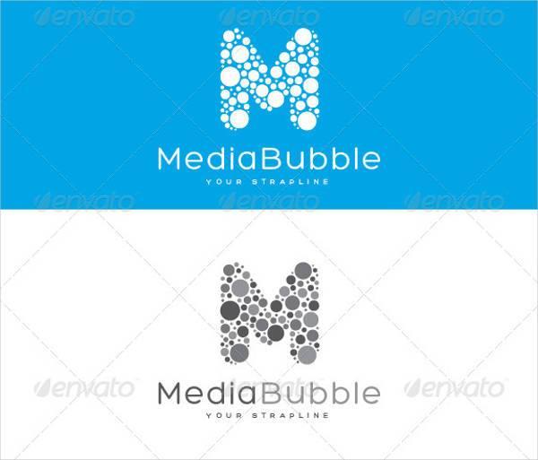 media-bubble-letter-m