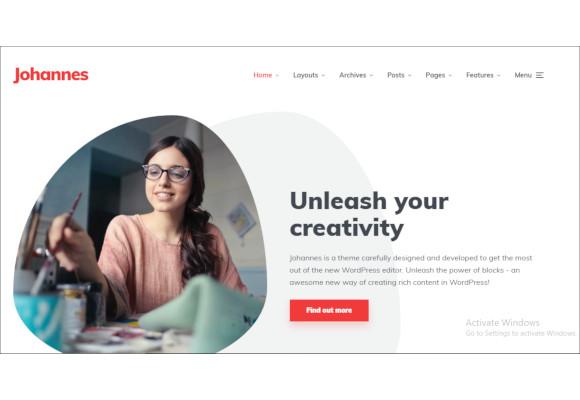 multi concept personal blog magazine wordpress theme