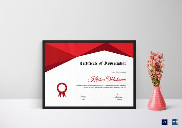 winner certificate template 9 free pdf document