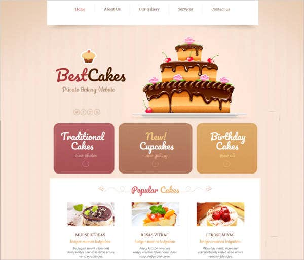 nice-creamy-bakery-website-theme