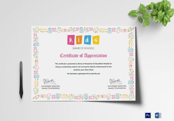 outstanding-student-winning-appreciation-certificate-template