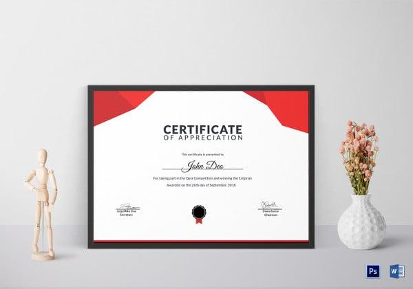 prize-winning-appreciation-certificate-template