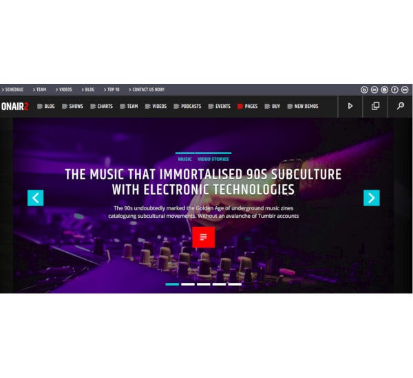 radio-station-wordpress-theme