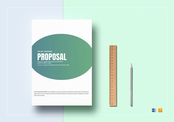 sales-training-proposal-template