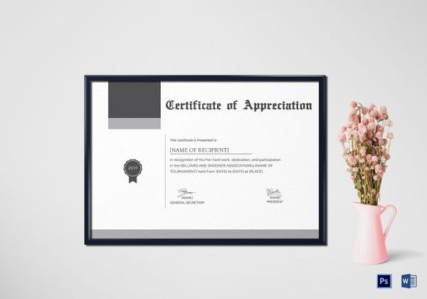 snooker-appreciation-certificate-word-template