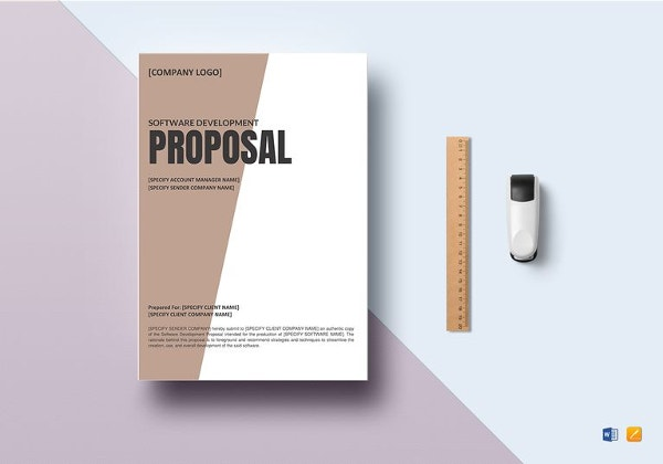 job proposal template 18 free word pdf document downloads free premium templates. Black Bedroom Furniture Sets. Home Design Ideas