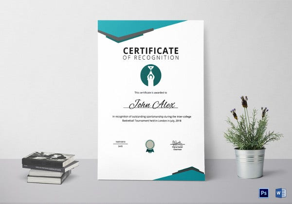 sportsmanship-certificate-of-recognition-template