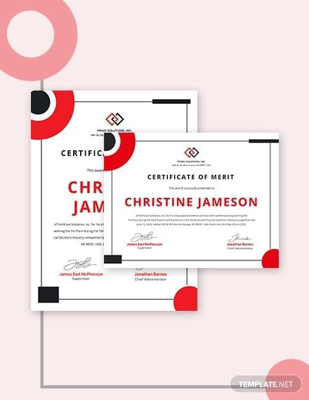 appreciation certificate for employee
