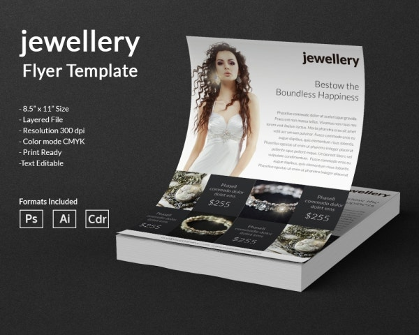 15+ Jewelery Templates & Designs - Psd, Eps, Vector Format