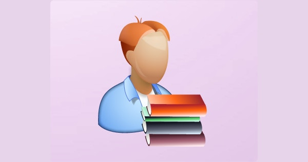 Student Icon Design