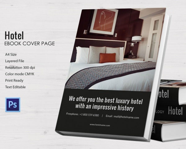 Hotel ebook Cover Page