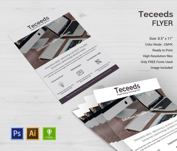 Teceeds Flyer