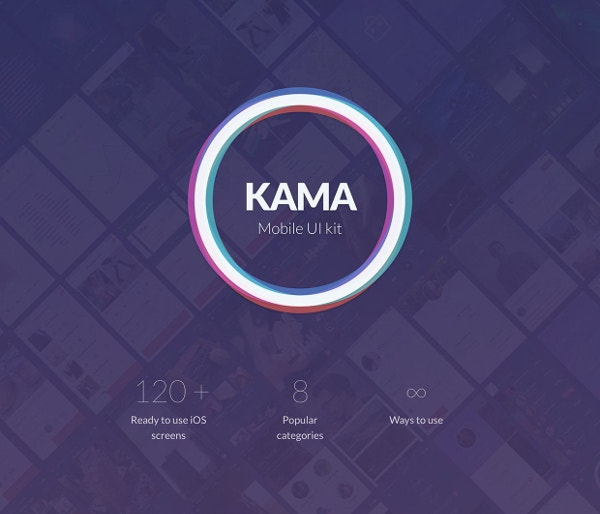 Kama - iOS UI Kit
