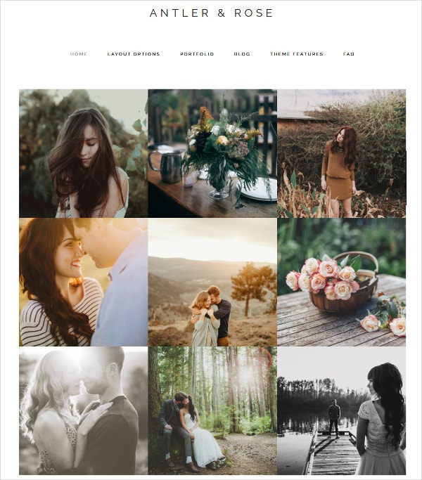 Genesis Child Photography WordPress Theme $45