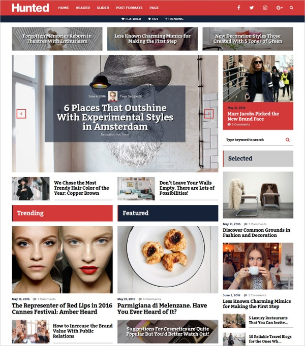 3 column entertainment magazine wordpress theme 49