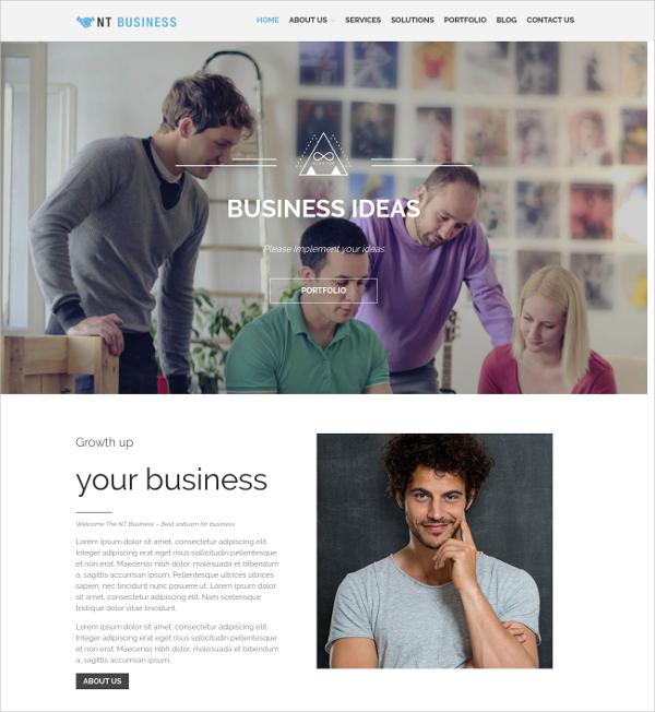 App Showcase Responsive Creative Portfolio Theme $99