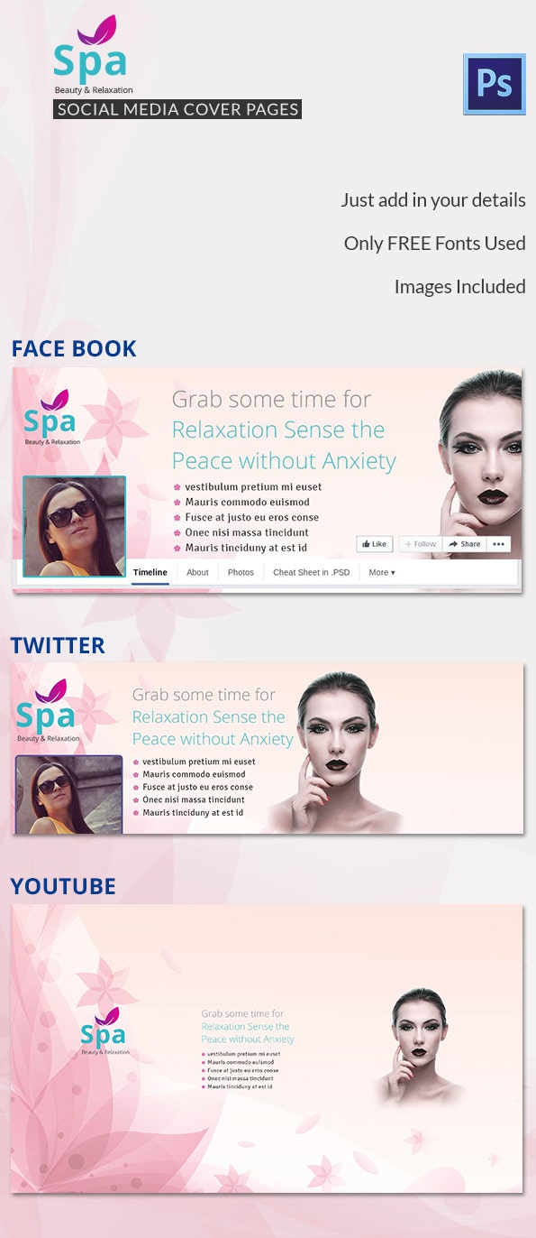Spa Social Media