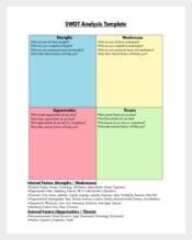 Business SWOT Analysis PDF File