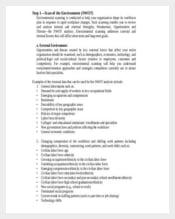 SWOT Analysis of Employee Retention PDF Format