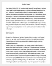 Shouldice Hospital SWOT Analysis